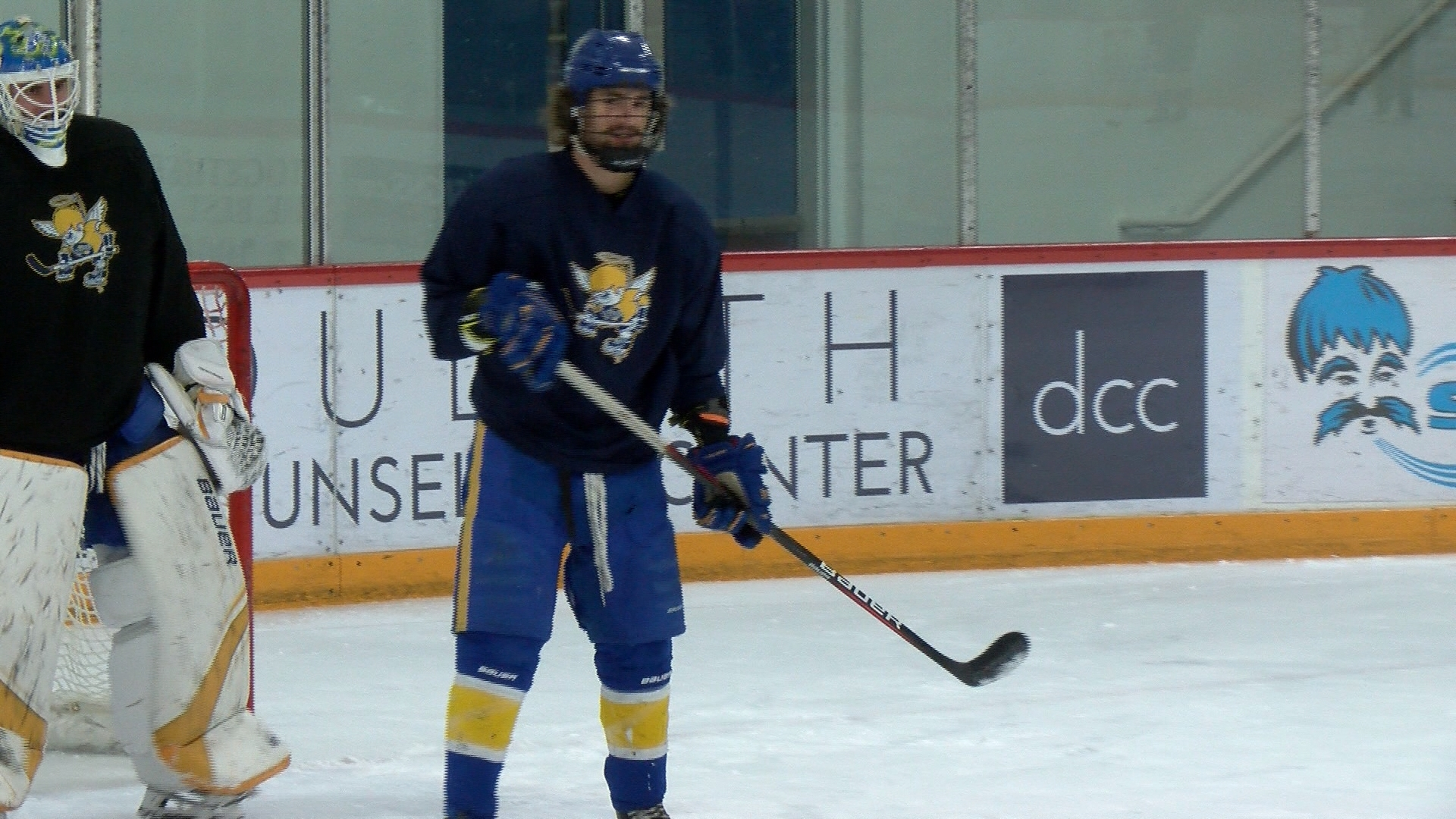 Athlete of the Week: St. Scholastica's Nate Pionk