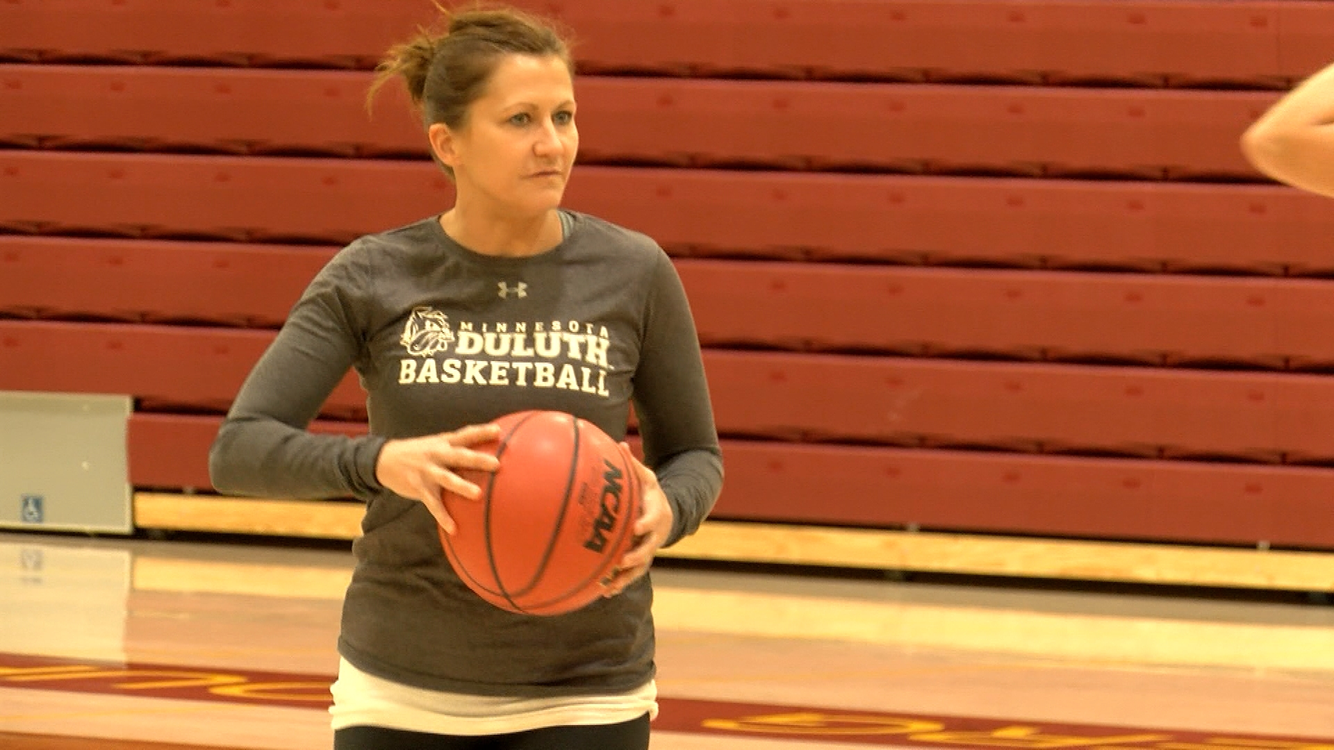 UMD women's basketball opens practice with team chemistry in mind