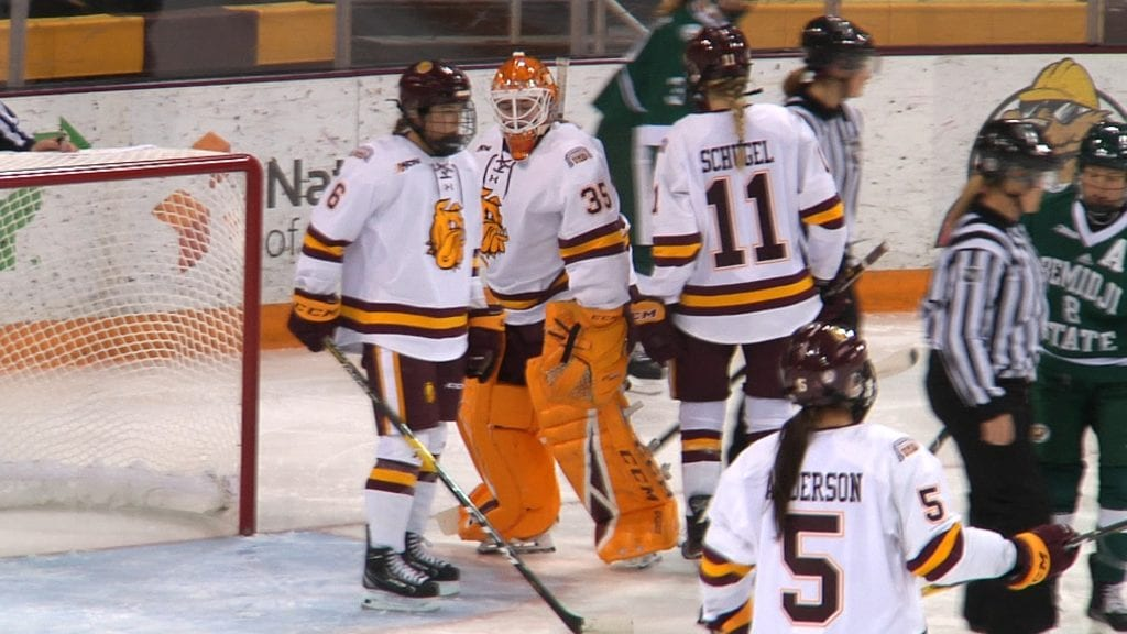 Home Sweet Home, UMD to returns Amsoil on Friday