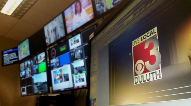 Apply today for a paid internship with CBS 3 Duluth