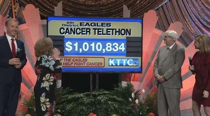 KTTC Eagles Telethon