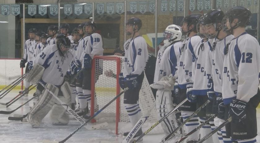 Hockey futures for several school districts remain in question