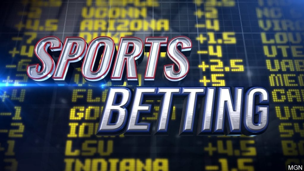 sports betting image graphic