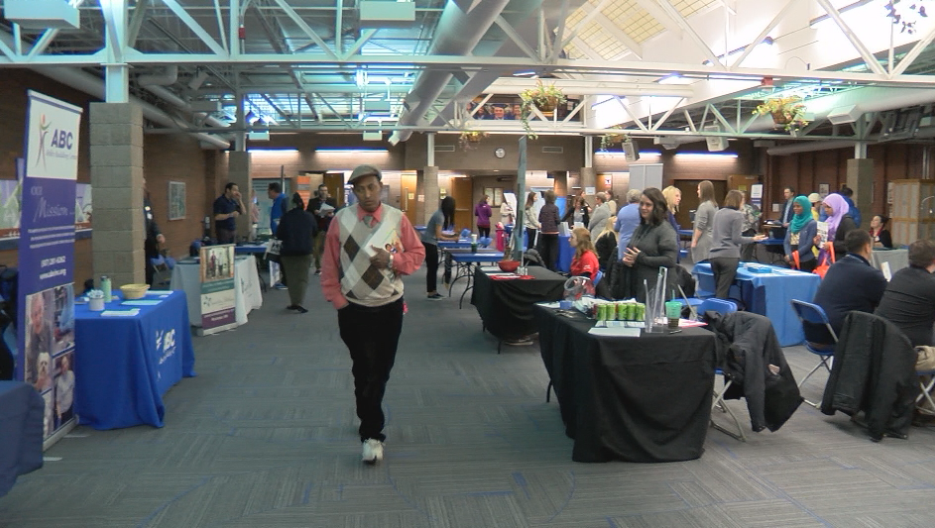 Rochester's healthcare job fair looks to address growing medical