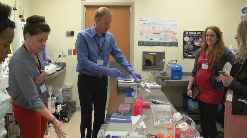 Inside Mayo: Stem Cells from Outer Space - KTTC