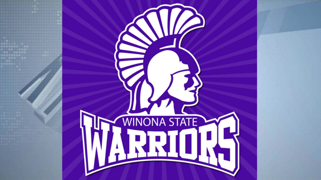 Winona State Warriors Logo