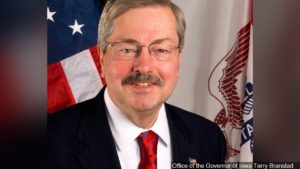 Terry Branstad, fmr Governor of Iowa