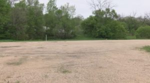 Proposed site for new Wastewater Treatment Facility.