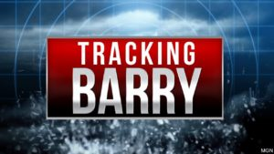 Tracking Barry
