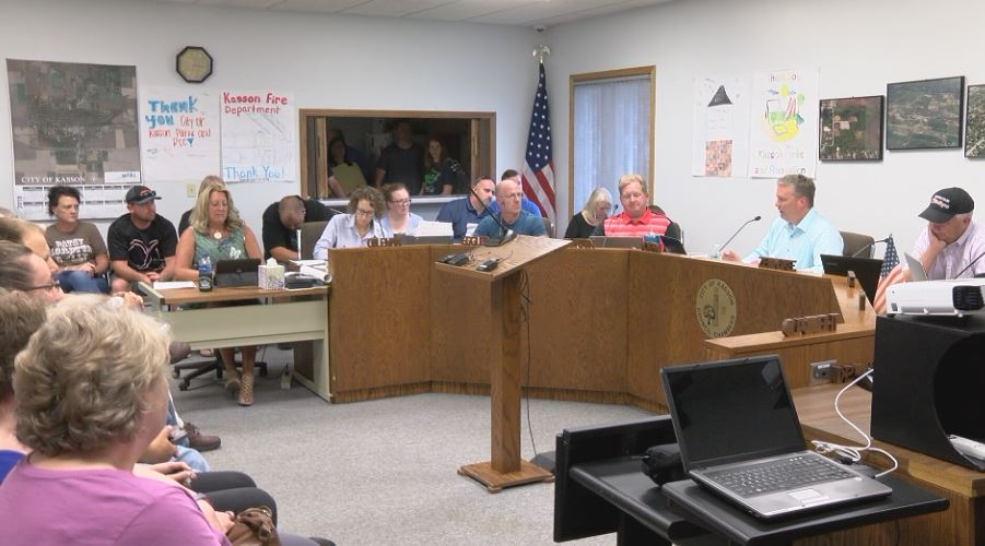 Kasson Residents Seek Answers From City Leaders Kttc