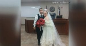 Newly married couple killed in crash