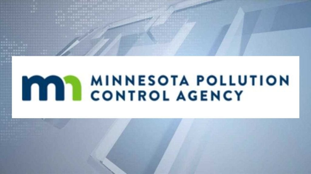 MN pollution control agency graphic