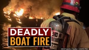 Deadly boat fire - MGN