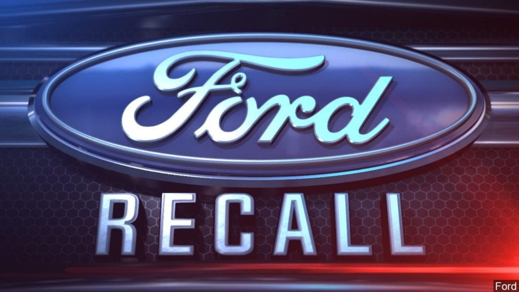 Ford Recall graphic