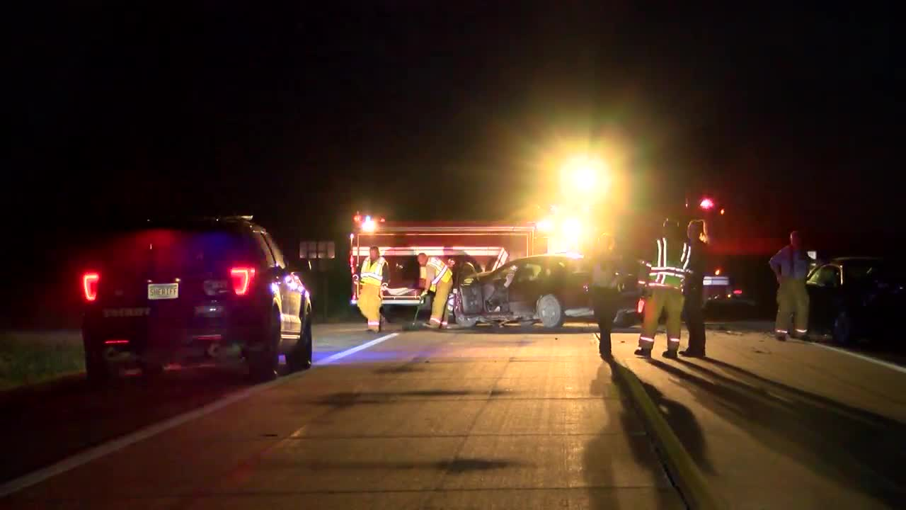 Authorities identify drivers involved in two-vehicle crash near Dover - KTTC