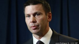 Kevin McAleenan former acting Homeland Security chief