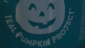 Teal Pumpkin Project.