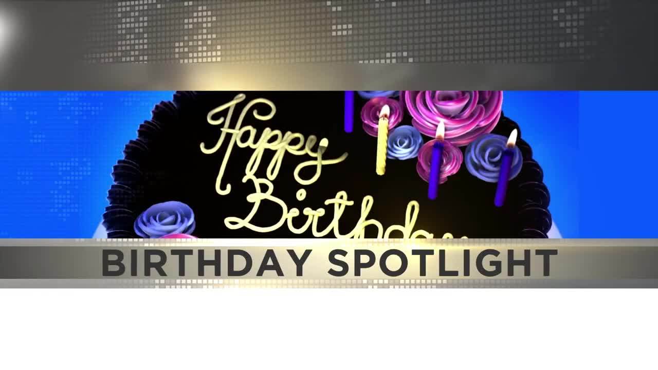 Birthday Spotlight 2/21