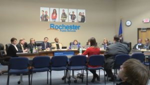 Rochester Public Schools Board Meeting