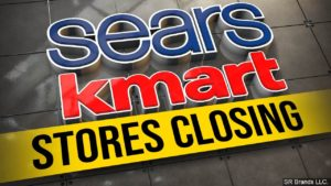 Sears Kmart stores closing graphic