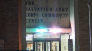 Salvation Army Warming Center