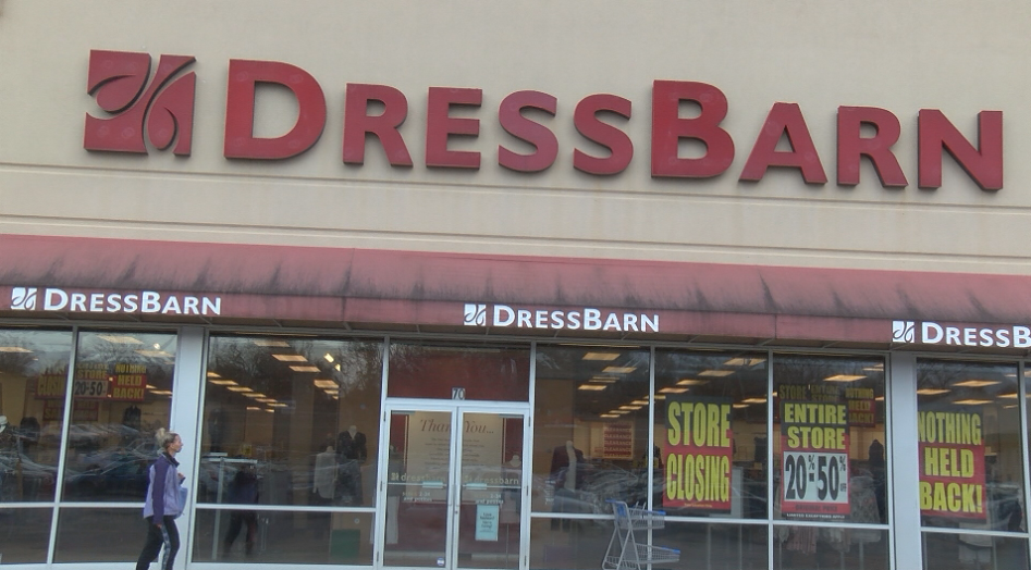 Rochester Dressbarn Begins Store Liquidation Expected To