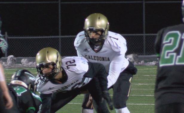 Athlete of the Week – Noah King, Caledonia Football