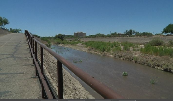 Santa Cruz River now flowing after nearly 80 years
