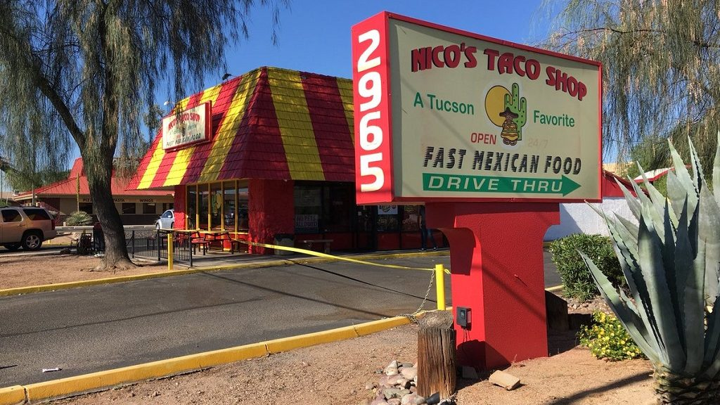 Police: Suspect arrested, another at large in Nico's armed robbery
