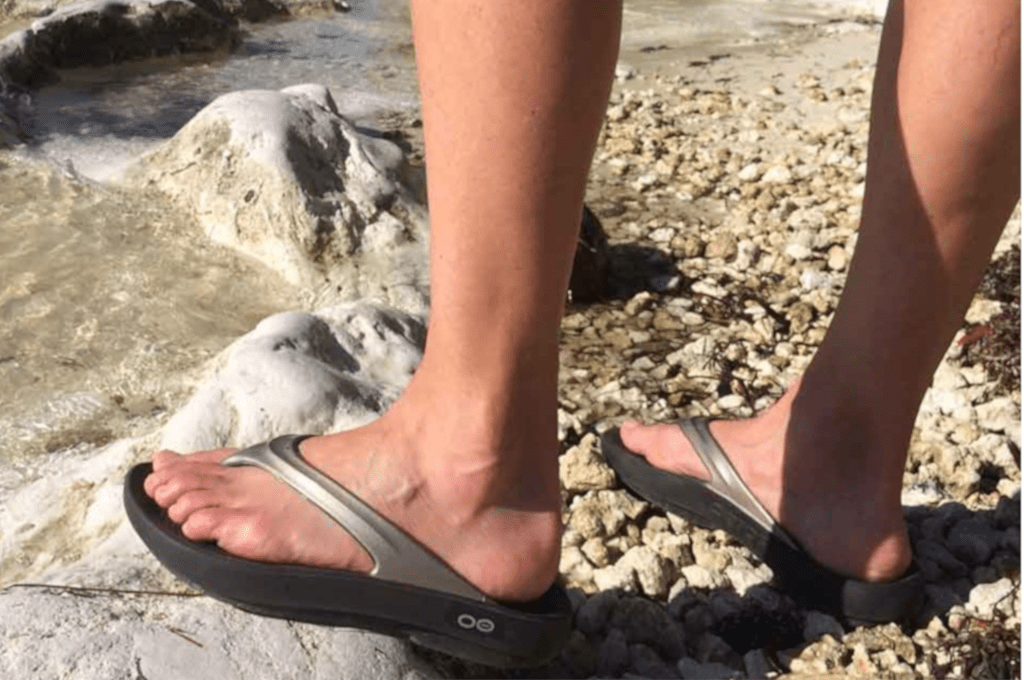 Recovery Sandals Provide Comfort and Support for Tired Feet