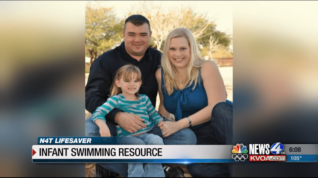 Mom of drowning victim shares importance of water safety