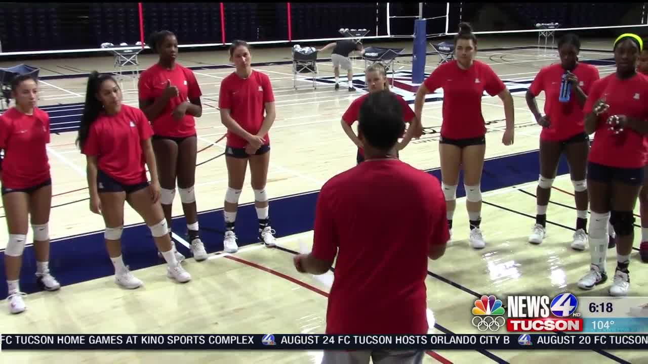 UA Volleyball gracious for summer experience in Europe