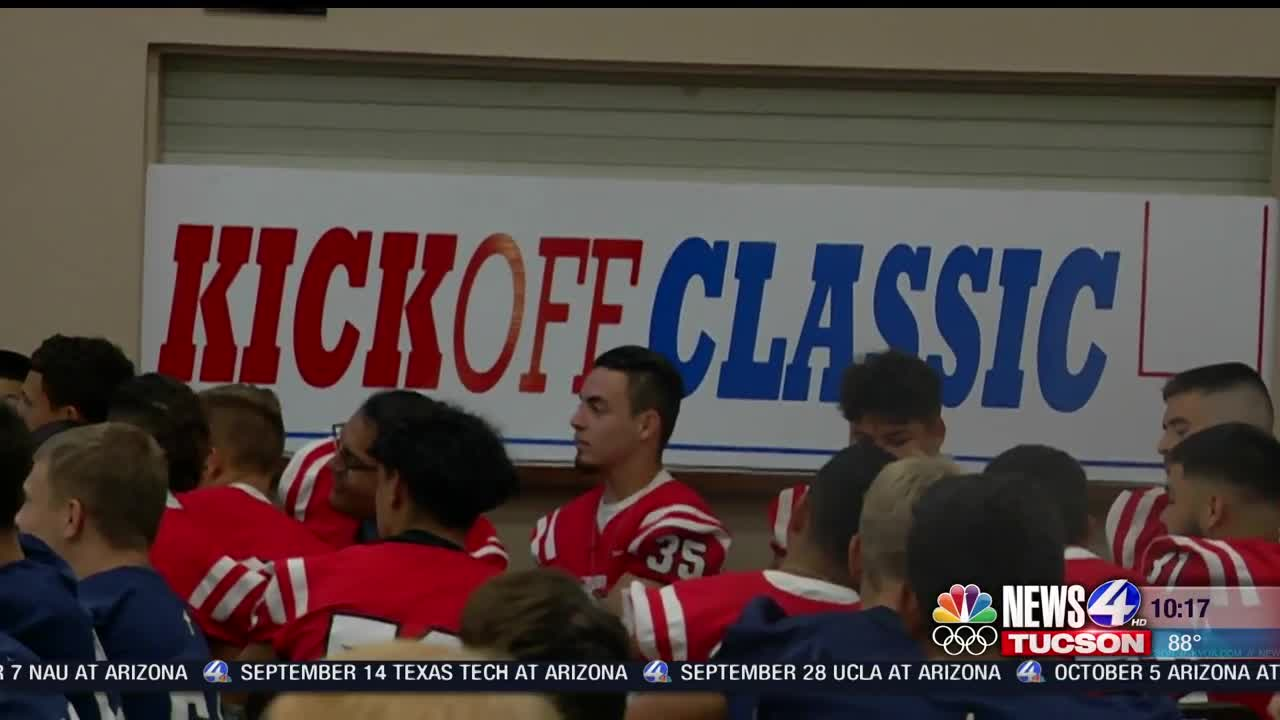 Coaches For Charities luncheon in Tucson means high school football begins