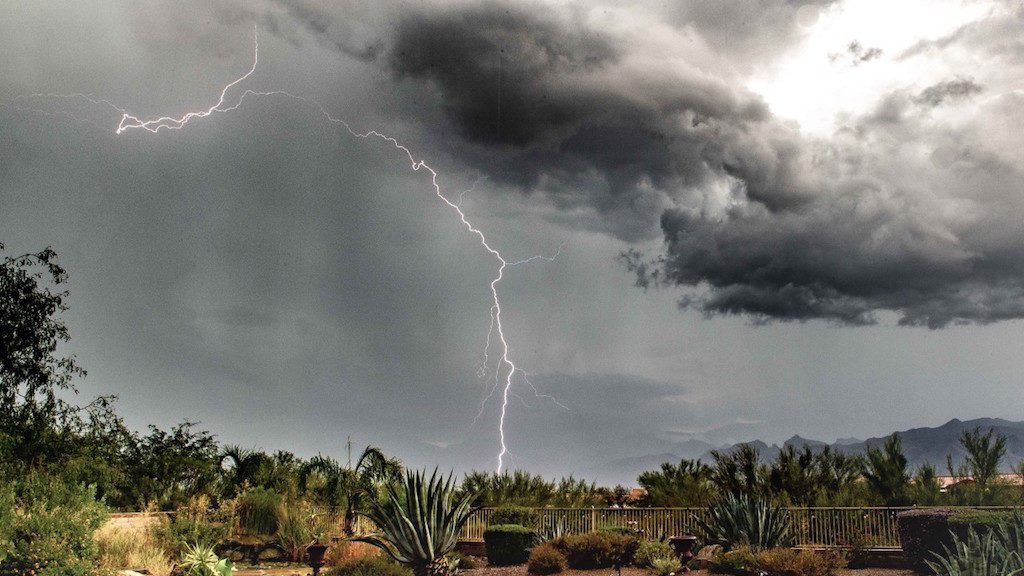 The monsoon numbers are in