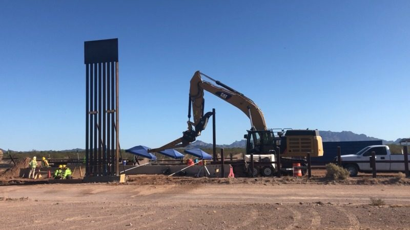 CBP releases statement on cactus bulldozed for border wall construction