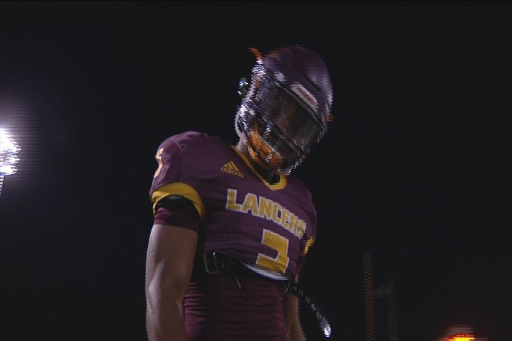 Lancers win; Robinson sets more records