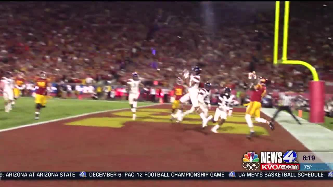 War of words between UA, USC as game approaches Saturday