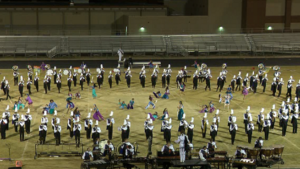 Rincon High School Marching band