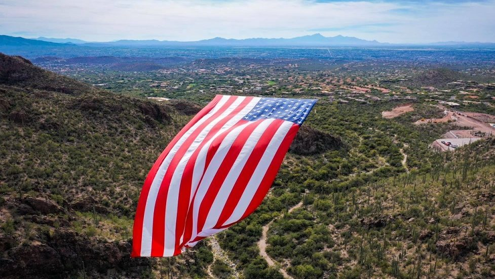 Follow the Flag to retrieve flag from Ventana Canyon