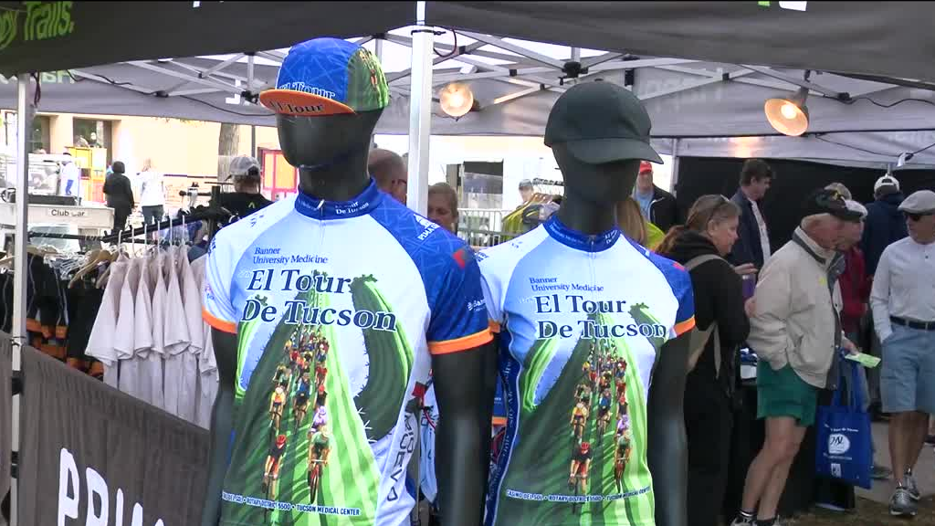 El Tour de Tucson kicked off with cultural entertainment
