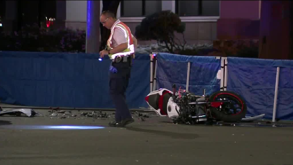 TPD identifies victim of fatal motorcycle collision in midtown