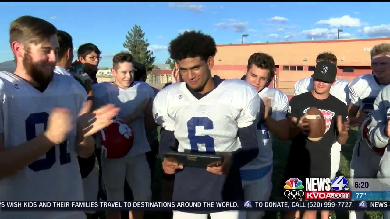 Cochise County's playoff contender scores big