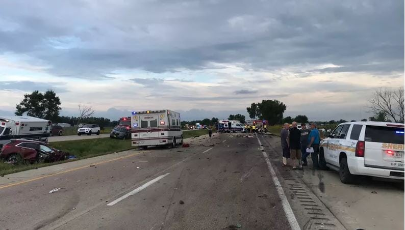 UPDATE: Death toll up to 3 following I-29 accident - KTIV
