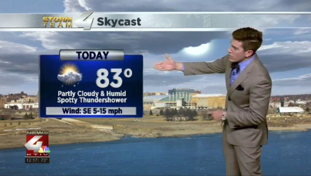T.J.'s Forecast: Shower and thunderstorm chances continue