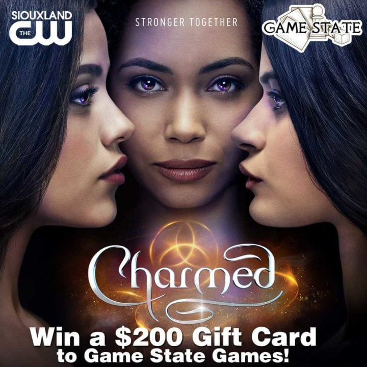 """KTIV Siouxland's CW 4.2 """"Charmed"""" Premiere Giveaway (Contest has ended)"""
