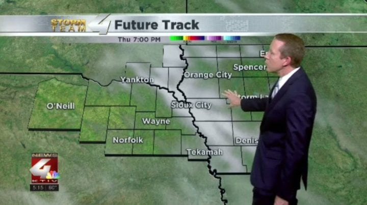 More warmth moves in Thursday