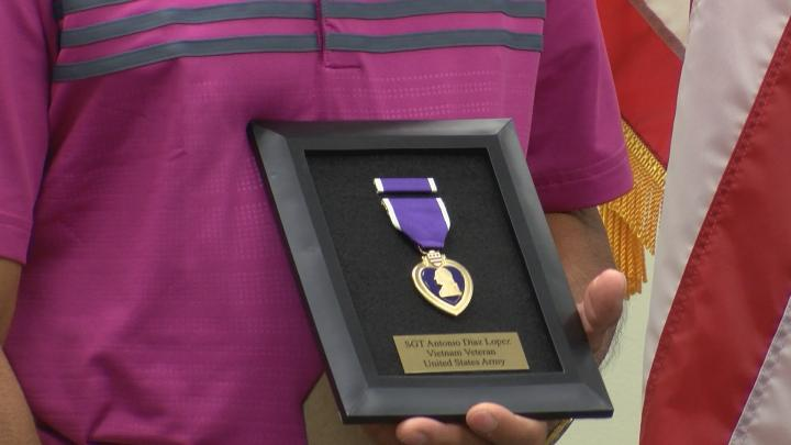 Siouxland veterans finally honored for their service