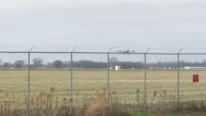 Emergency Landing at Sioux Gateway Airport