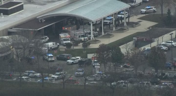 UPDATE: Police officer, 2 others and suspect in critical ...
