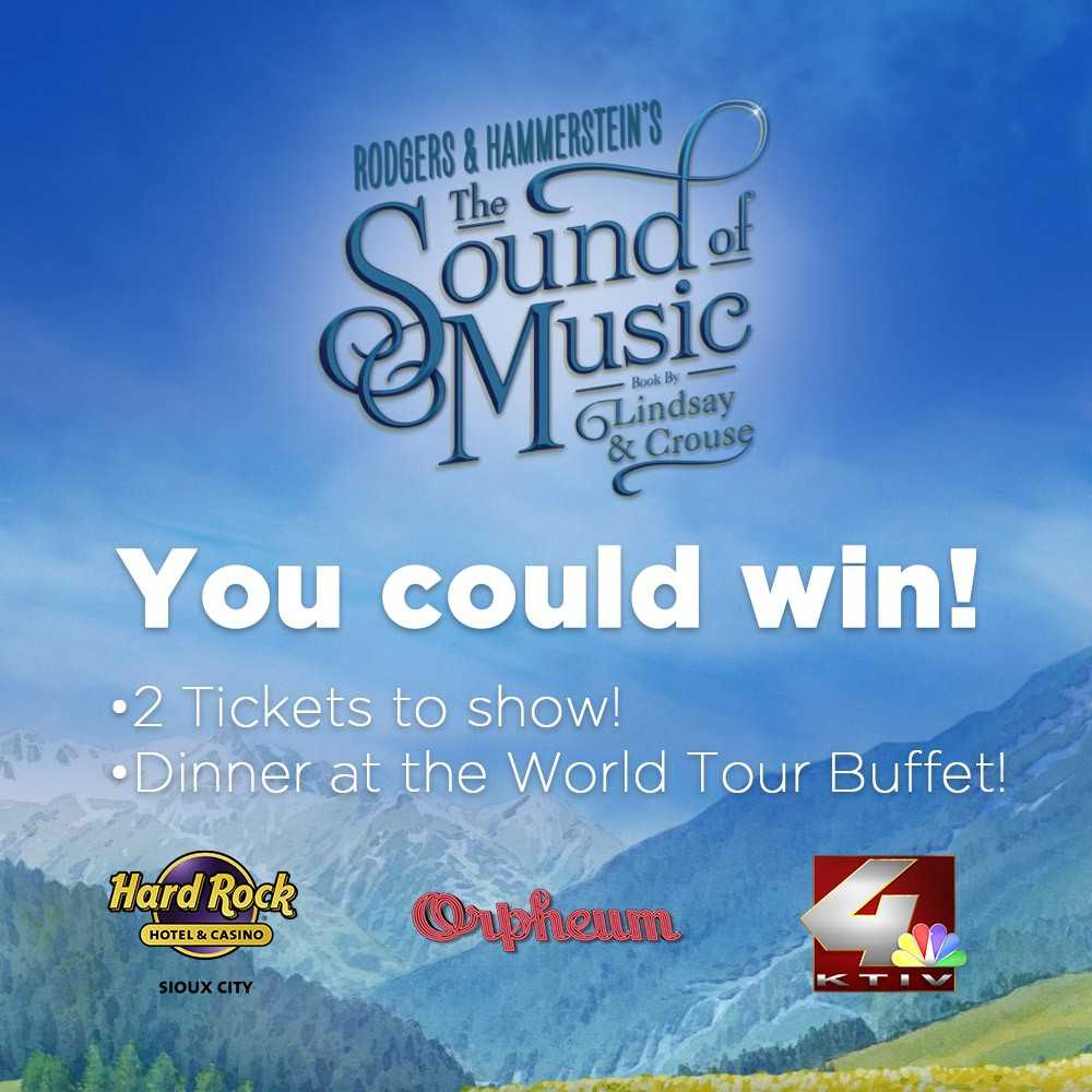 The Sound of Music Contest Rules